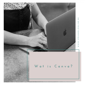 Wat is Canva