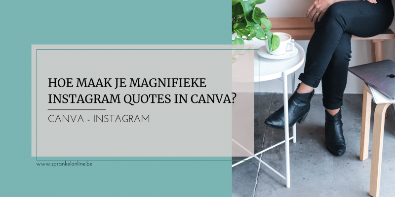 Instagram Quotes Canva - Sprankel Online