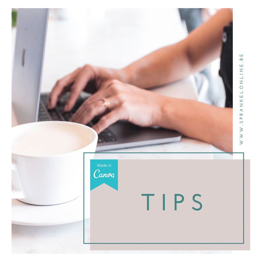 Canva Tips