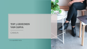 Canva geheimen
