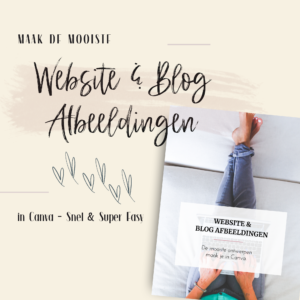 Blog & Website Afbeeldingen