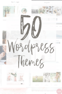 50 WordPress Themes