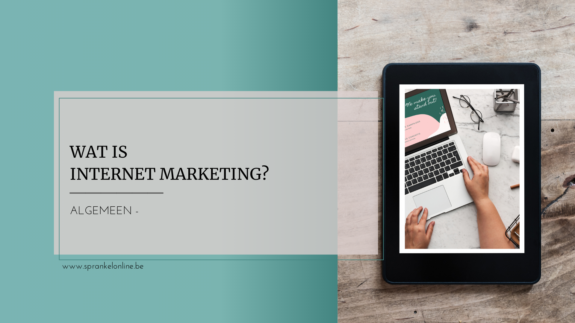 Wat is Internet Marketing_