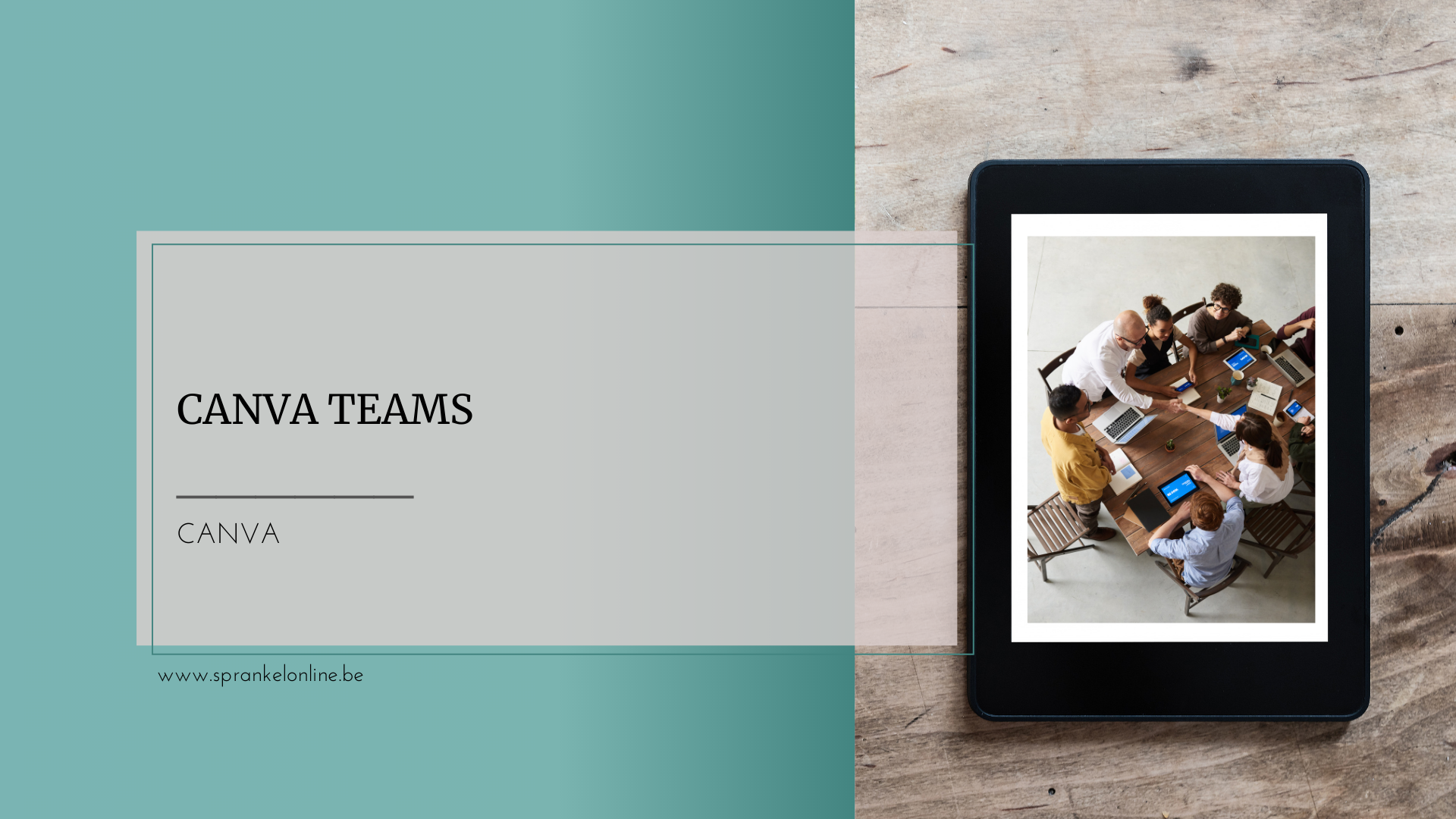 Canva Teams